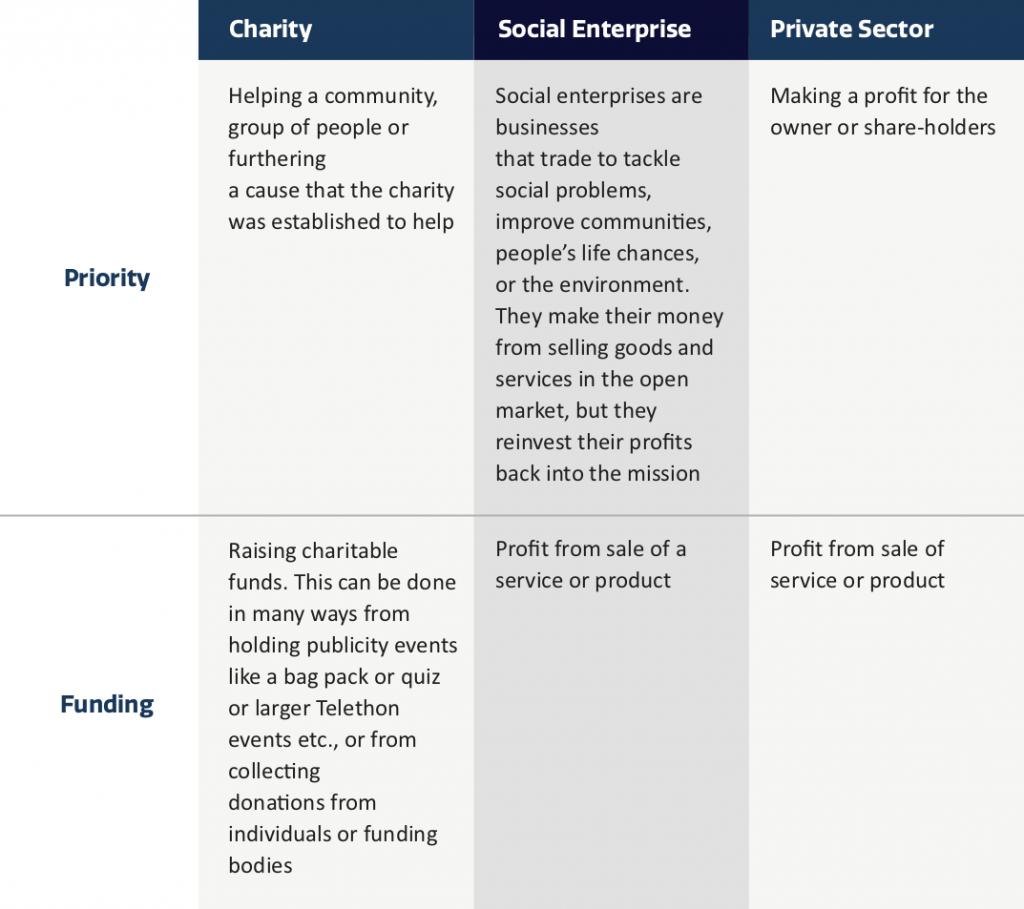 embedded social enterprise